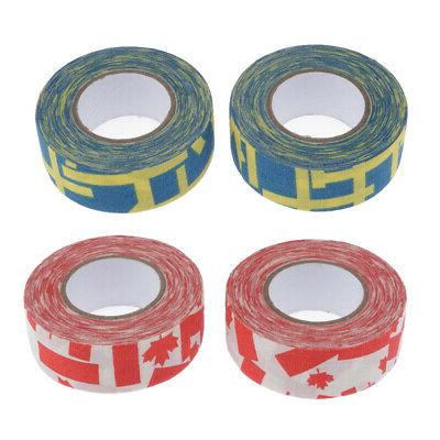Set of 4 Durable Ice Hockey Lacrosse Grips