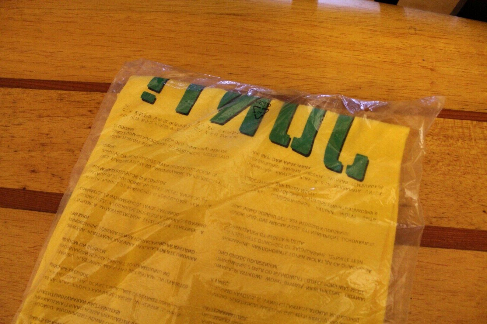 SHAKE Tape Yellow T-Shirt -