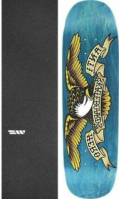 "Anti Hero Skateboards Shaped Eagle 8.75"" Skateboard Deck + g"