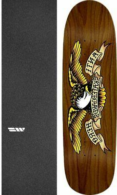 "Anti Hero Skateboards Shaped Eagle II 8.86"" Skateboard Deck"