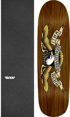 shaped eagle overspray 8 86 skateboard deck