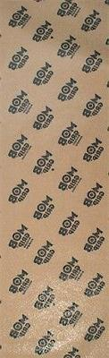 MOB SINGLE SKATE GRIP SHEET 10x33 CLEAR SKATE GRIPTAPE
