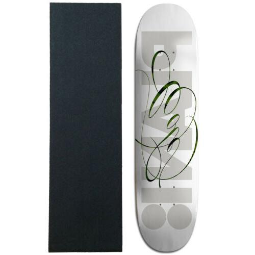 skateboard deck cole signature 2 8 375