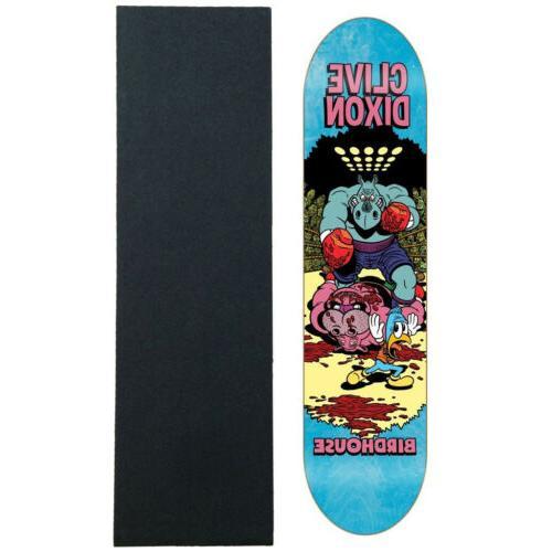 skateboard deck dixon vices 8 25