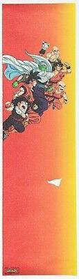 Primitive Skateboard Grip Tape Sheet 9 x 33 Dragon Ball Z Gr