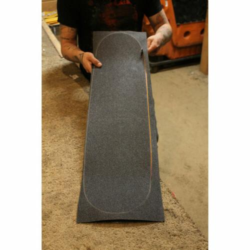 "Mob Skateboard Sheet 9"" x With Cutter"