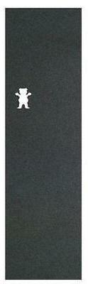 Grizzly Skateboard Grip Tape Sheet 9 x 33 Bear Cutout Regula