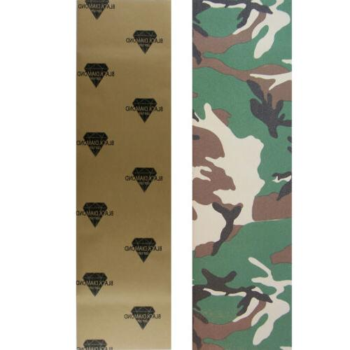 skateboard grip tape sheet camo