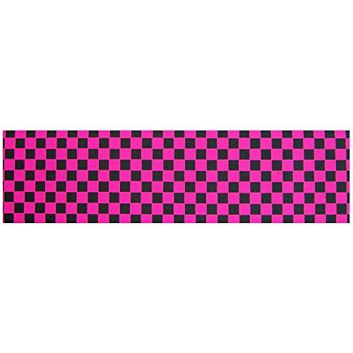 skateboard grip tape sheet pink