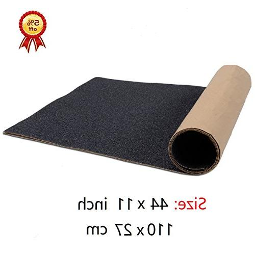 skateboard grip tape sheet