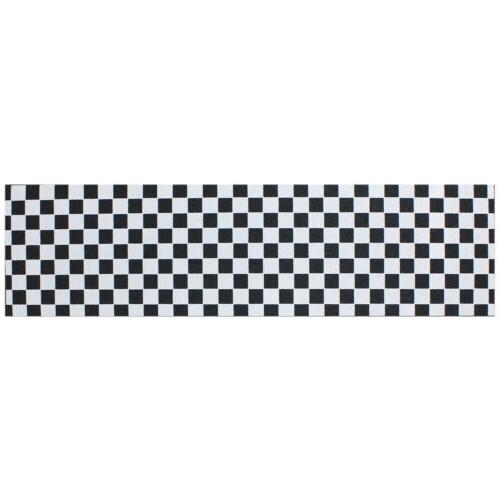 skateboard grip tape sheet white