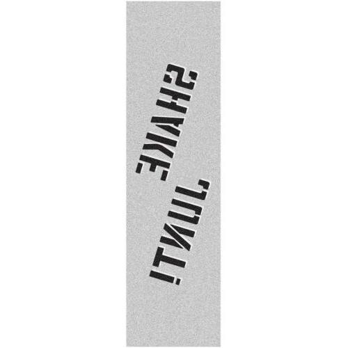 skateboard griptape clear 9 x 33 sheet