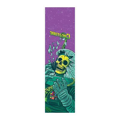 Mob Griptape Space Horrors Tape Sheet 9""