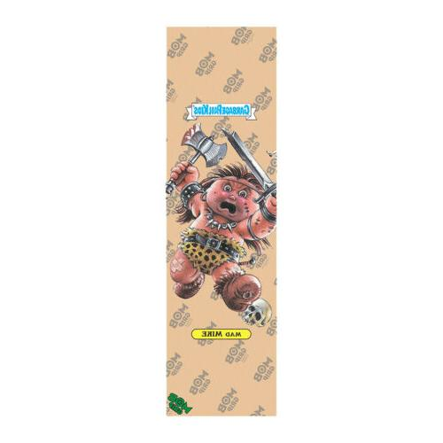 Mob Skateboard Griptape Garbage Pail Kids Clear Mad Mike Gri