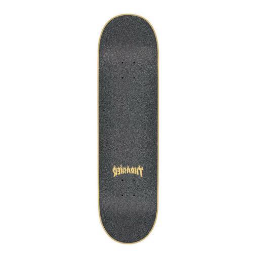 skateboard griptape laser cut thrasher