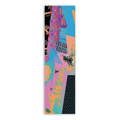 skateboard griptape santa cruz ultraviolet 9 x
