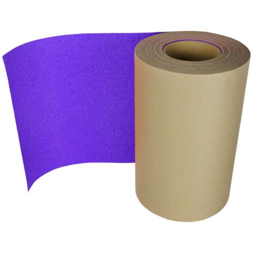 skateboard longboard grip tape roll
