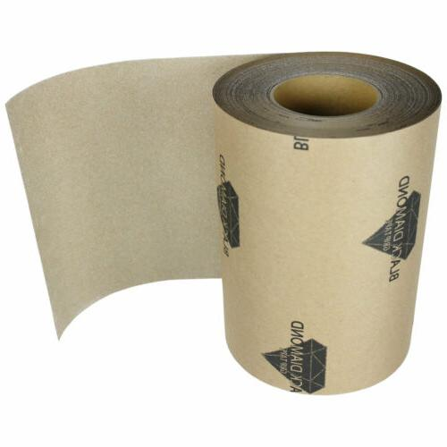 skateboard longboard grip tape roll 10 in