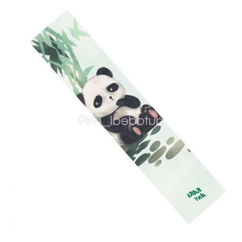 Skateboard Grip Tape Waterproof Sandpaper Griptape 120cm*26cm