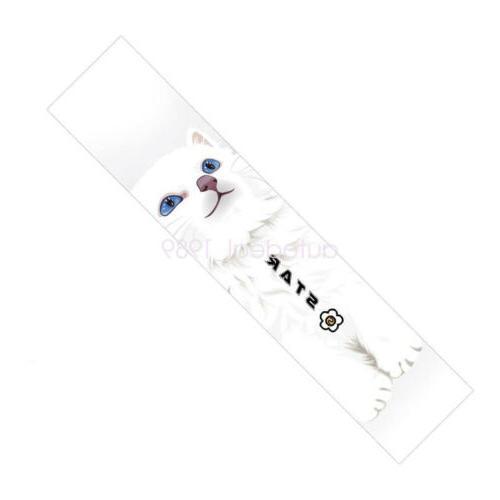 Skateboard Longboard Skate Grip Tape Waterproof 120cm*26cm