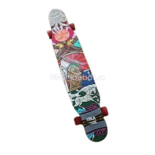 Skateboard Longboard Skate Tape Sandpaper 120cm*26cm