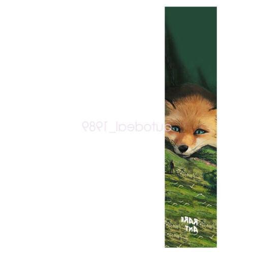 Skateboard Skate Grip Tape Waterproof Sandpaper 120cm*26cm