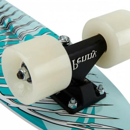 "Penny Skateboard Hawk Full Skull 22"" Complete"