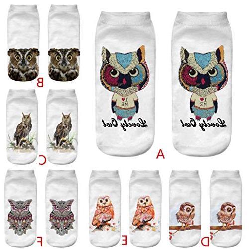 Socks, Casual 3D