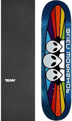 "Alien Workshop  Spectrum Mini 7.25"" Skateboard Deck + gripta"