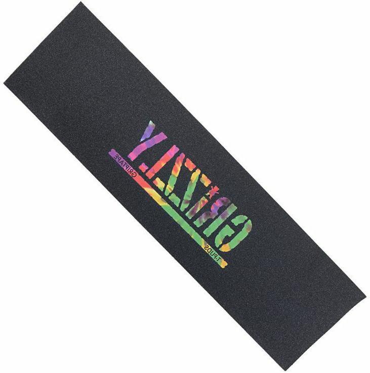 stamp print professional color skateboard grip tape