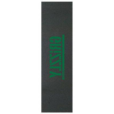 stamp print skateboard deck grip tape kelly