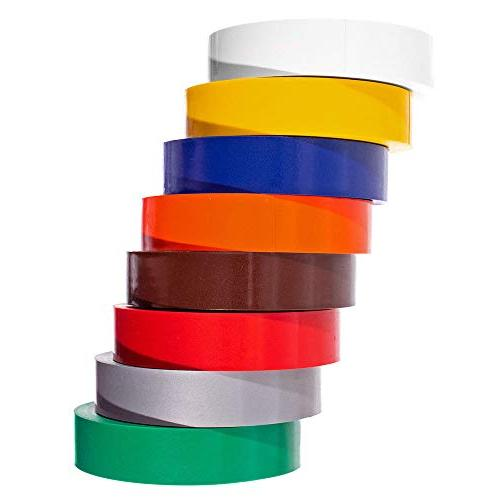 High Strength - Colored Tape - Sticks, Handles, Bats PVC Helps You