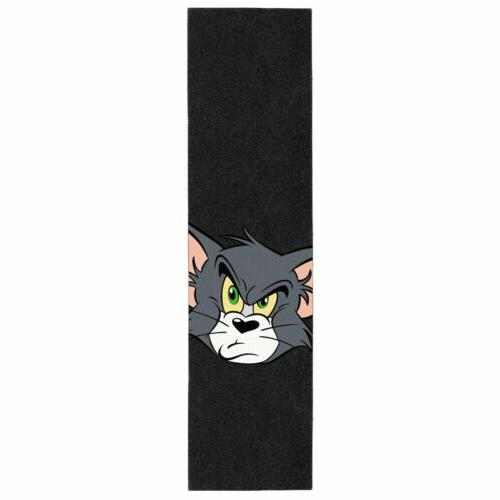 Almost Tom Face Grip Tape - Black