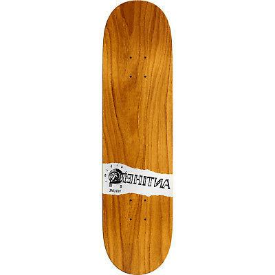 "Up 8.12"" Skateboard Deck + griptape"