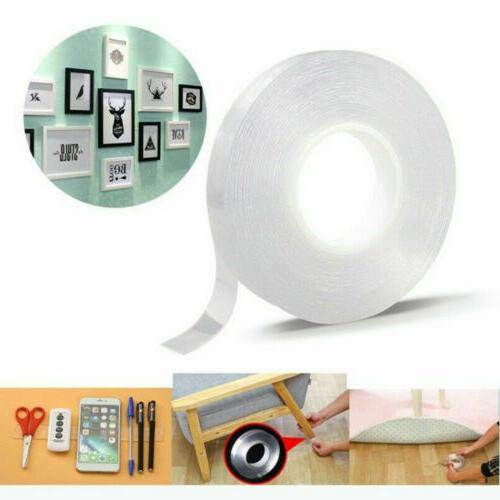 New Double-sided Grip Tape Traceless Washable Adhesive Tape