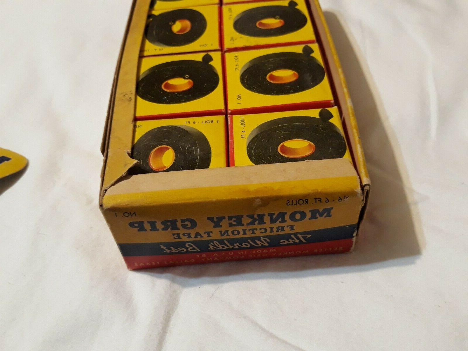 Vintage Friction 16 NOS in Box, Texas