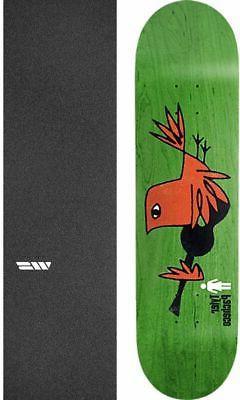 """Girl Skateboards Vinyl 8.37"""" Skateboard Deck + griptape"""