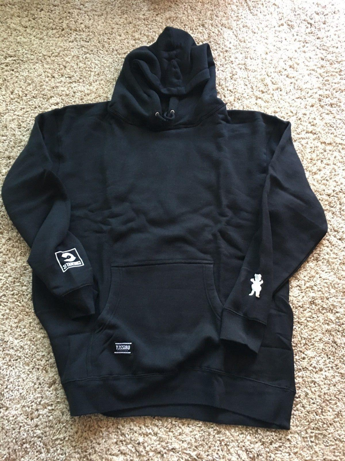 Grizzly Hoodie - - L