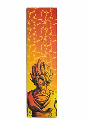 Primitive x Dragon Ball Z Goku Super Saiyan Skateboard Grip