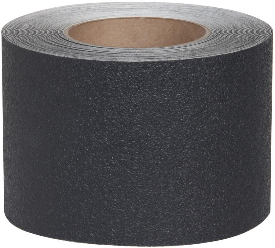 "4"" x 12' Roll Rubberized Anti Slip Safety Tape Non Skid Stai"