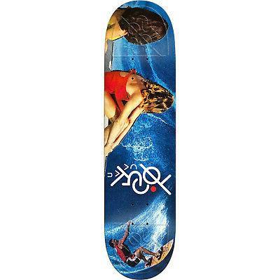 "Anti Hero Skateboards II 8.4"" Skateboard + griptape"