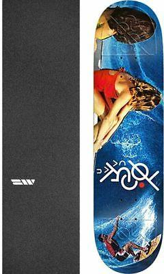 "Anti Hero Skateboards Yogrt II 8.4"" Skateboard Deck + gripta"