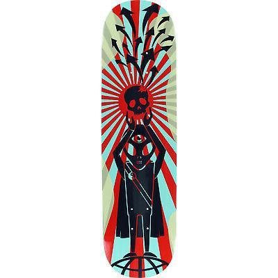 Alien Skateboard + griptape