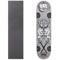Cal 7 Legend Skateboard Deck Grip Tape Graphic Canadian Mapl