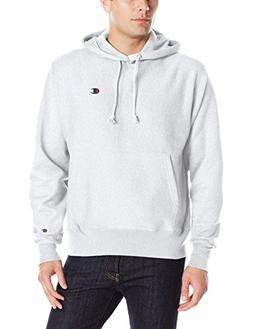 Champion Life3; Men's Reverse Weave Pullover Hoodie Silver G