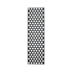 Seismic Longboard Griptape Lokton Sheet Honeycomb Midnight B