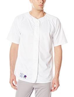 Champion LIFE Men's Prospect Baseball Jersey, White, XXX-Lar