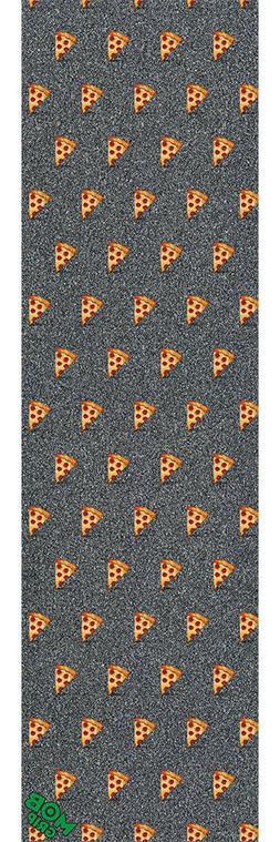 """MOB Pizza Pattern Black Skateboard Grip Tape 9"""" x 33"""""""
