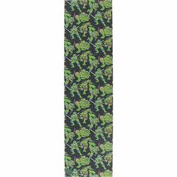 Santa Cruz/Mob Tmnt Lean Mean Machines Black Grip 1pc