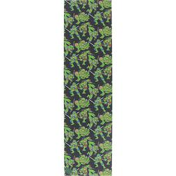 Santa Cruz Skateboards MOB TMNT Lean Mean Machines Griptape